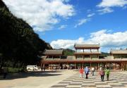 野三坡将于8月11日—14日举办峡谷穿越比赛