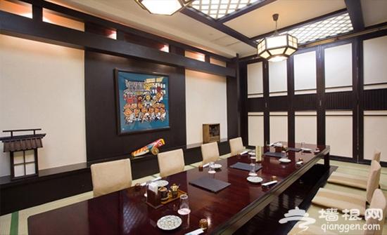 北京十大著名日本料理店 给您异国他乡的感觉