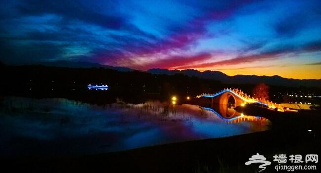 2014北京休闲度假去哪好 北京龙湾国际露营公园