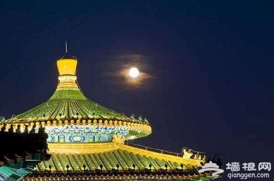 2014北京中秋赏月线路