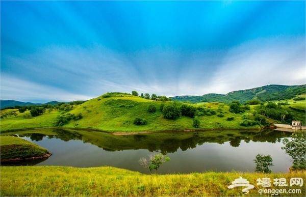 乌兰布统草原景点图片