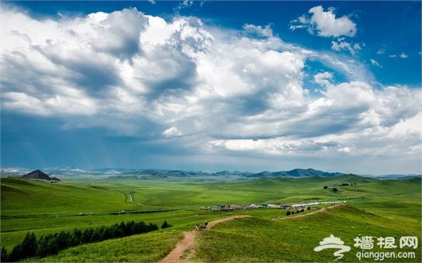 乌兰布统草原自助游图片
