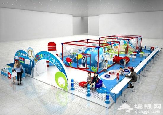 妈妈们极力推荐 北京最适合带孩子去的17个游乐场