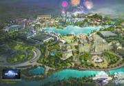 环球主题公园将落户通州京哈与东六环交会处