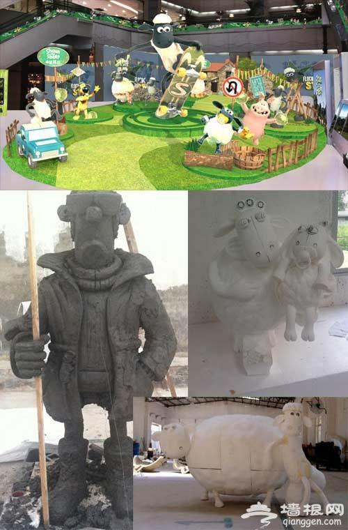 """""""小羊肖恩""""十月现身朝阳大悦城(交通指南+简介)"""