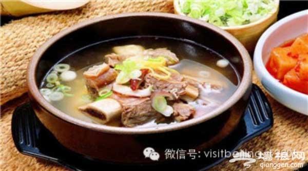 京城秋冬滋补美食地图 天儿冷该吃肉啦