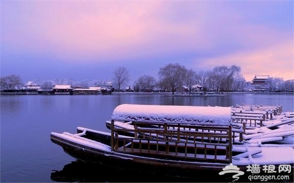 北京最美赏雪地:圣诞节约他(她)一起看绝世雪景[墙根网]