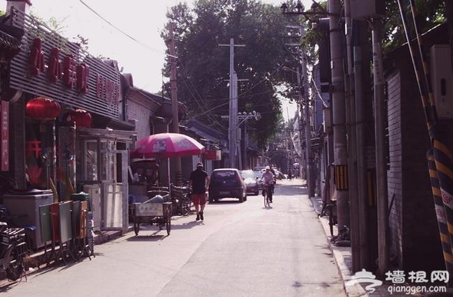 史家胡同:北京城中一条既富又贵的胡同