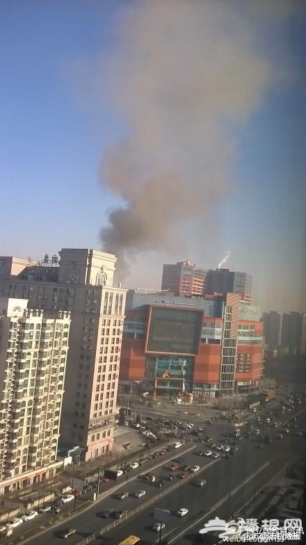 朝阳大悦城起火原因初步确定 事故原因:烟道起火