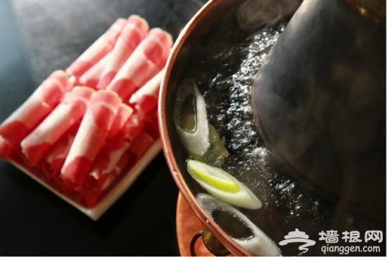 走进最地道老北京涮肉馆 在热气里大快朵颐[墙根网]