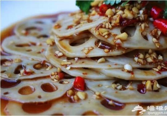 凉拌藕片怎么做好吃 凉拌藕片的做法