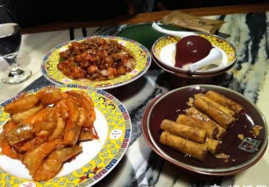 京城元旦适合请爸妈吃饭的馆子