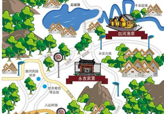 京郊自駕游 京郊美食地圖之延慶美食推薦