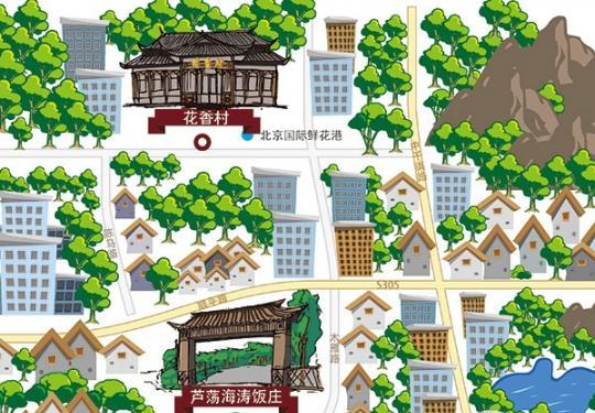 京郊自駕游 京郊美食地圖之順義美食推薦
