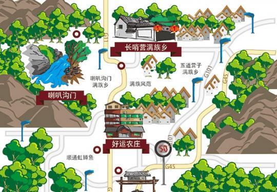 京郊自驾游 京郊美食地图之怀柔美食推荐