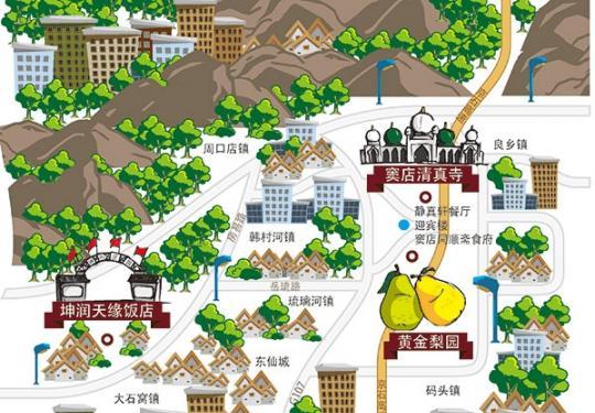 京郊自駕游 京郊美食地圖之房山美食推薦