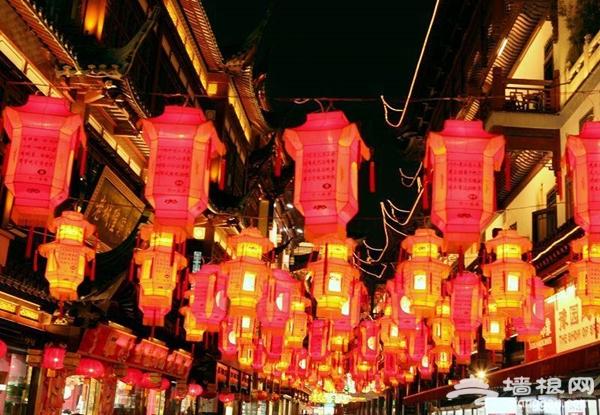 2015年豫园灯会取消 至今已举办20年[墙根网]