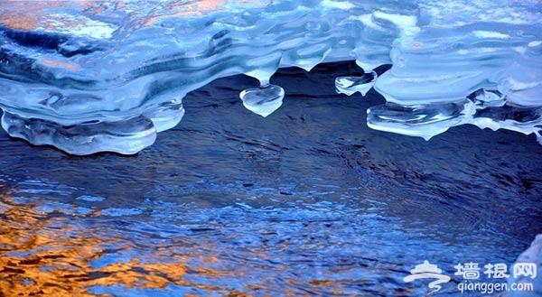 白河峡谷走冰攻略 北京冬季踩冰行走最佳路线