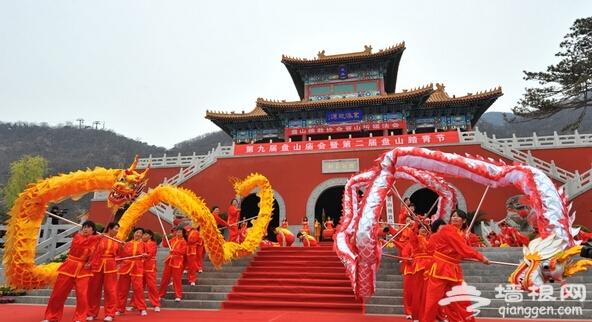 天津春节过庙喽!2015天津春节大庙会开幕