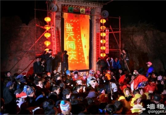第五届蔚县民俗文化旅游节即将开幕