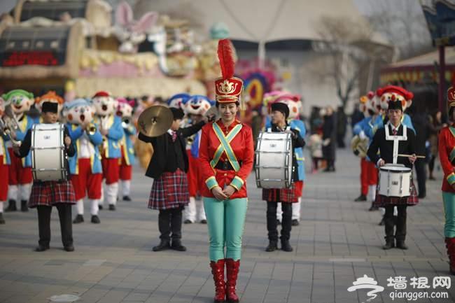 2015年石景山洋庙会 石景山游乐园迎春过大年(活动内容+门票交通)