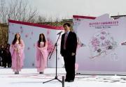 2015北京平谷第十七届国际桃花音乐节开幕