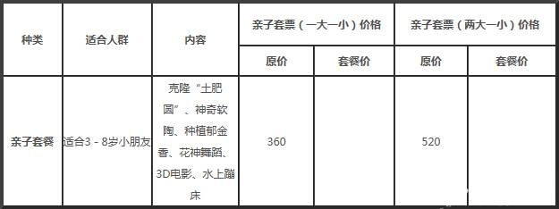 2015顺义郁金香文化节儿童专场活动详情[墙根网]