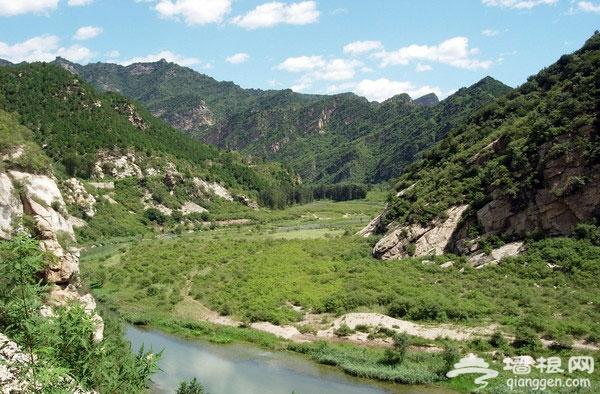 白河峡谷 京郊最好的自驾线路