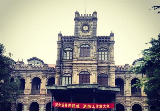 京城里的民国时期建筑