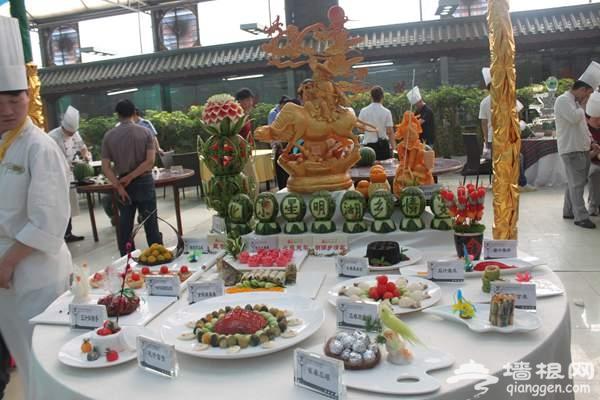 庞各庄镇举行第二十七届北京大兴西瓜节 甜美生活行西瓜创意美食大赛