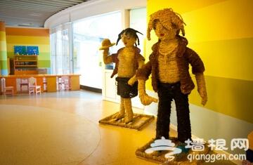 野三坡开启暑期游:稻草人奇秒之旅 狂欢音乐节[墙根网]