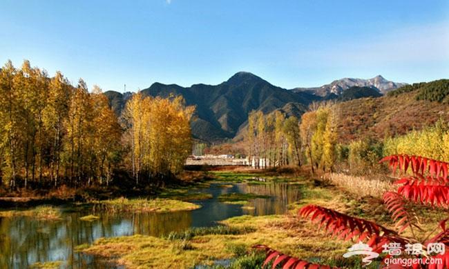 京郊玩野水必去的六个好地方 这个夏天清凉一夏