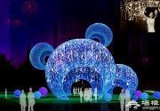 2015北京国际露营公园灯光节 再不玩你就老了!