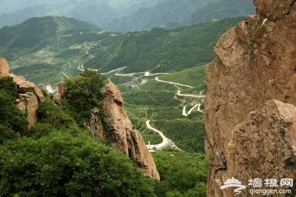 探险之旅 挑战京郊11条最刺激山路