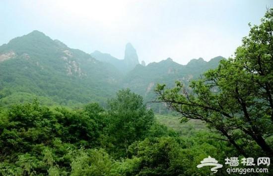 京城第一漂 雾灵西峰高山滑水攻略