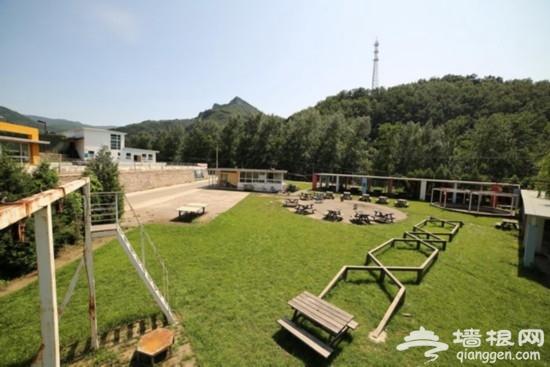 五一郊游去京郊皇后镇度假村 感受山中的风轻云淡