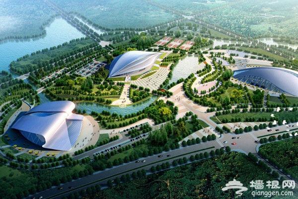 带你先睹为快!2022年北京冬奥会比赛场馆有多美?[墙根网]