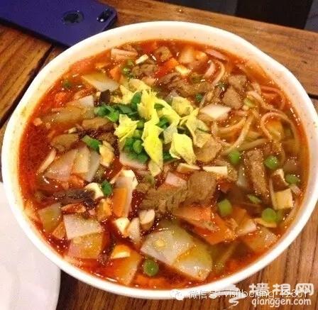 京城当中美味的西北小吃[墙根网]