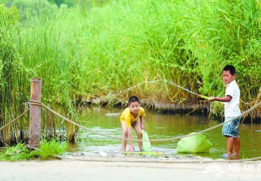 盘点北京城富有野性的自然景区