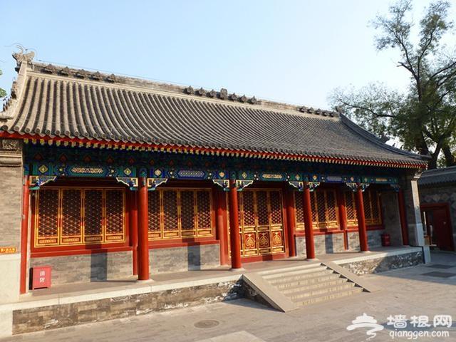 恭王府,风流逝去的中国最美王府