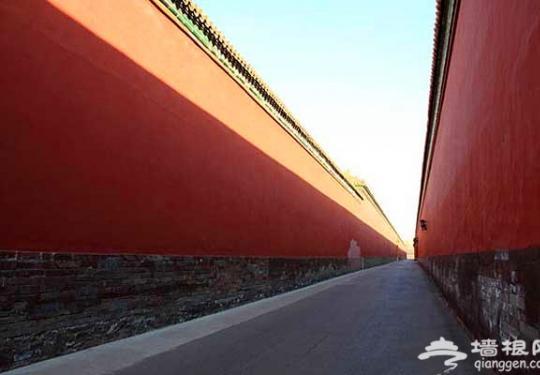 古墙故事 京城的代表,历史的瑰宝