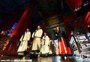 北京700多年历史国子监孔庙举行祭孔大典