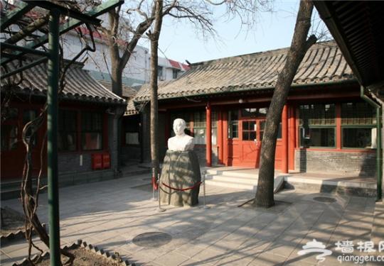 来北京必去的地方 老北京建筑陪你解读历史