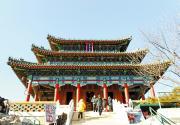 265岁景山绮望楼首次全面开放 23件珍贵文物讲述景山变迁