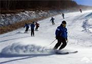 11月張家口崇禮五大滑雪場陸續開門迎客