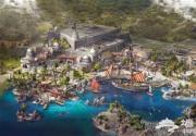 """上海迪士尼首度公布""""宝藏湾""""细节"""