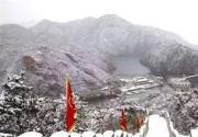 冬天去哪看雪景 怀柔最美雪景地推荐