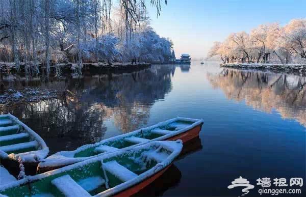 北京又见大雪,不知道去哪儿赏雪的还不点进来?![墙根网]