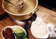 丰茂烤串 朝鲜族的风味羊汤
