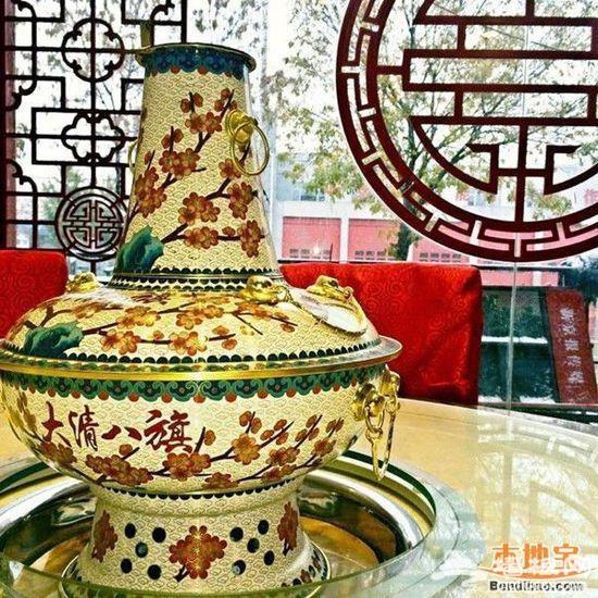 北京城里冬天就应该吃铜锅涮肉 抗冻棒棒哒[墙根网]